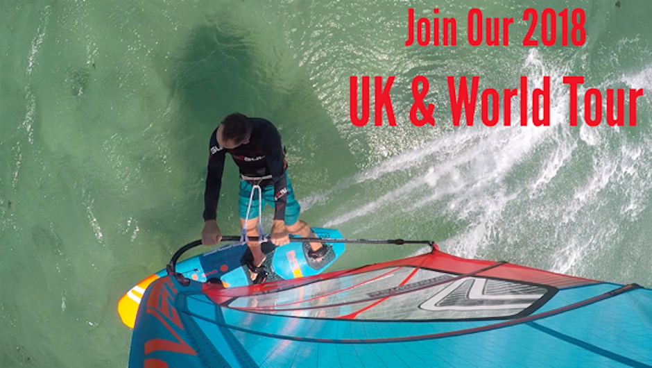 Join Our UK & World Tour