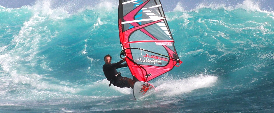 Incredible windsurfing adventures
